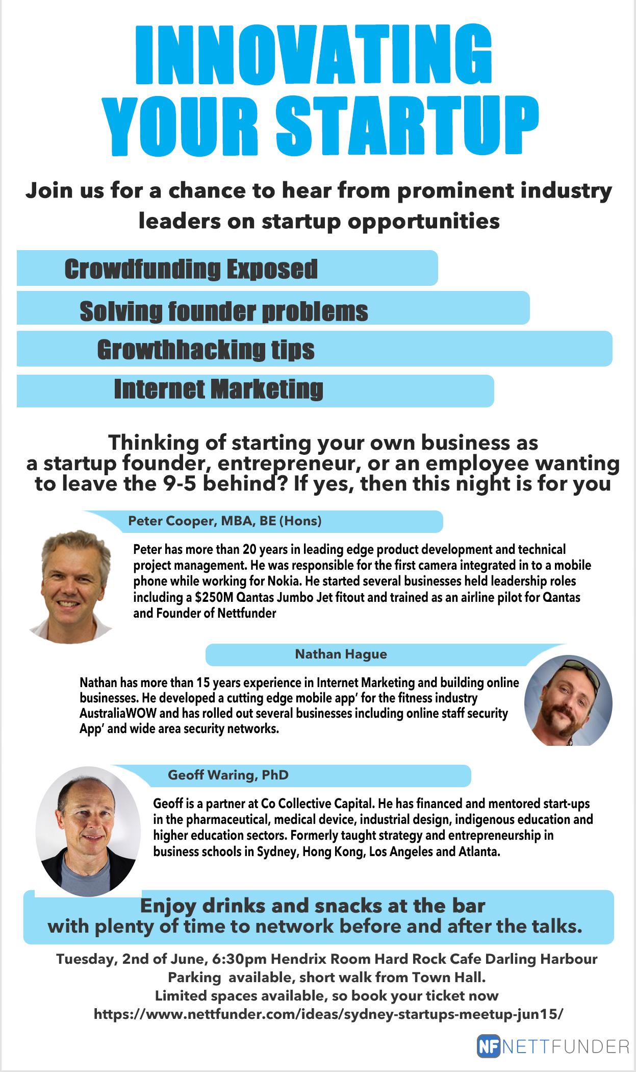 InnovatingYourStartUp_June15